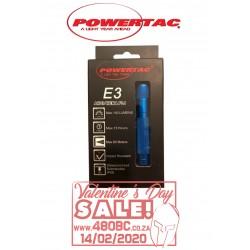 PowerTac E3 GenIII Keychain Light