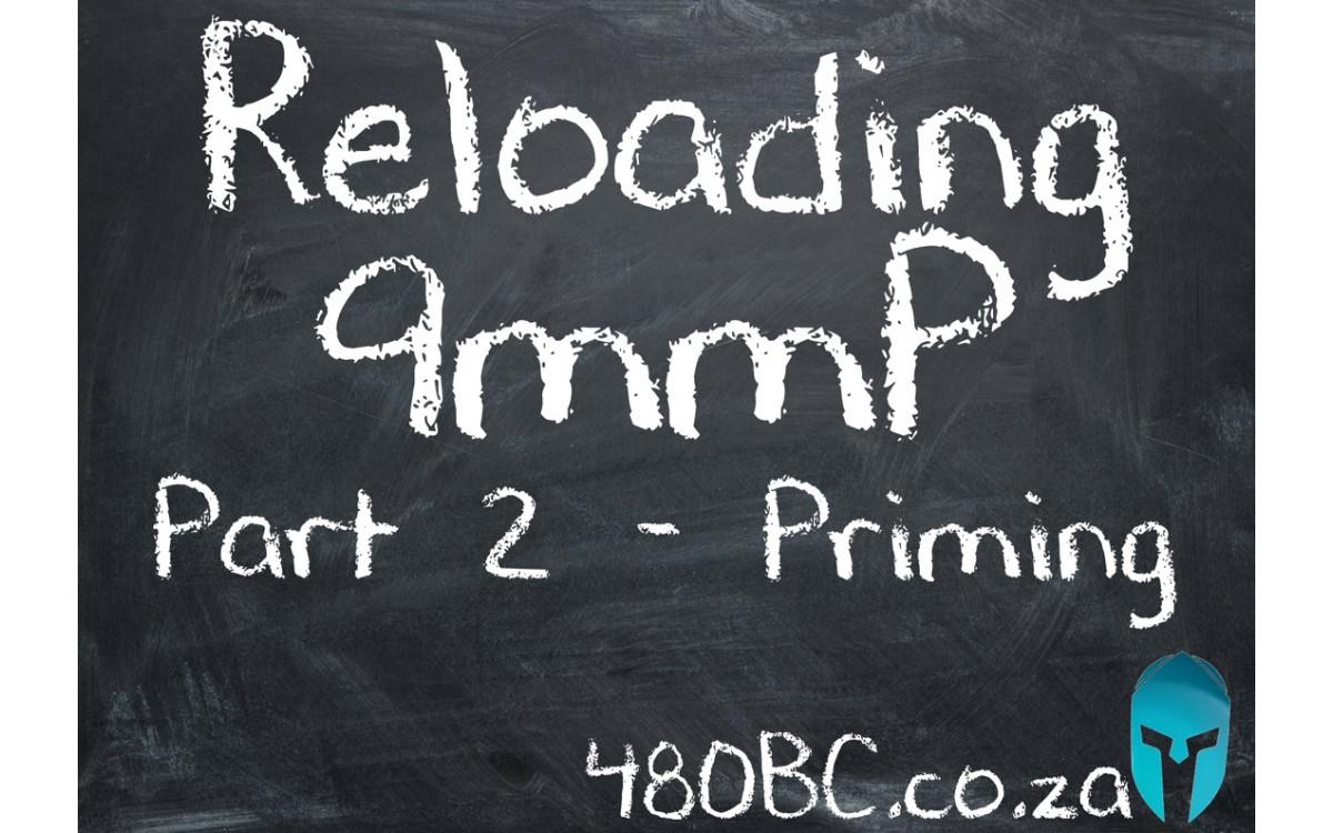 Reloading 9mmp - Part2
