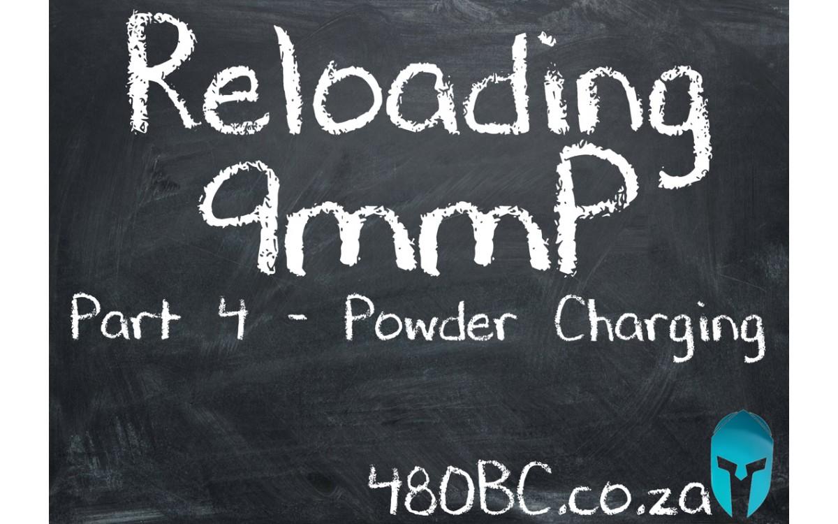 Reloading 9mmp - Part4