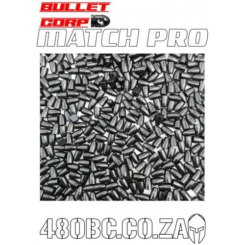 Bullet Corp Match Pro 125gr RNFP (1000)
