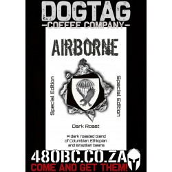 Dog Tag Coffee - Airborne Special Edition
