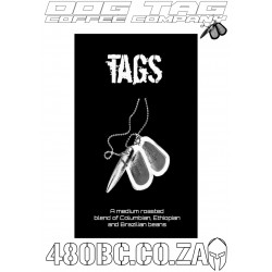 DogTag Coffee - Tag's