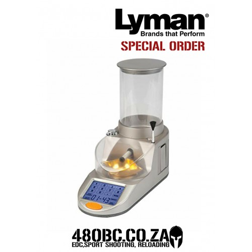Lyman GEN 6 Compact Touch Screen Powder System