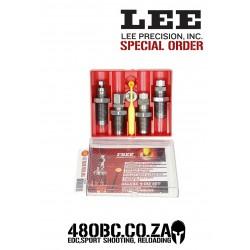 Lee Precision Deluxe Pistol 4 Die Set