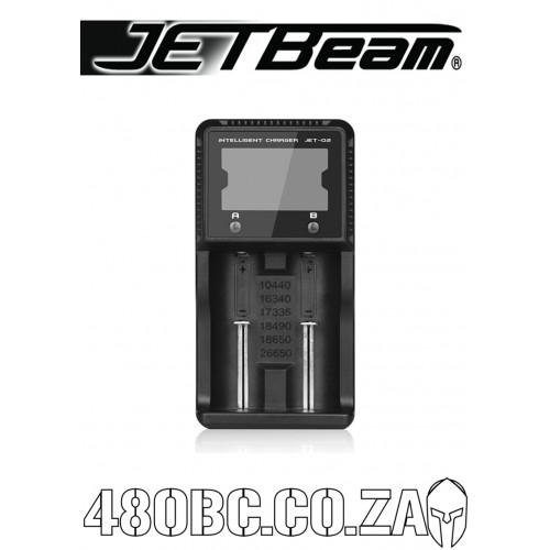 JETBeam Q2 2-Channel Smart Charger