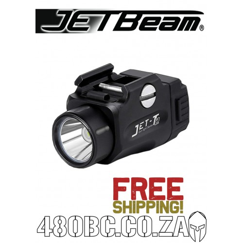 JETBeam T2 Weapon Mounted Light