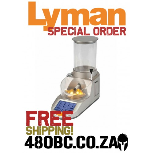 Lyman GEN 6 Compact Touch Screen Powder System