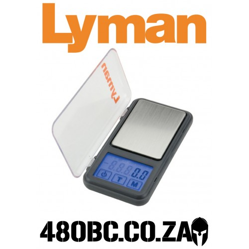 Lyman Pocket Touch Digital Scale Set