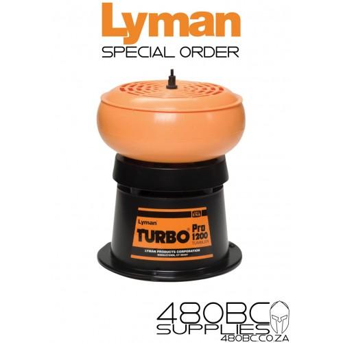 Lyman Turbo 1200 Pro Tumbler