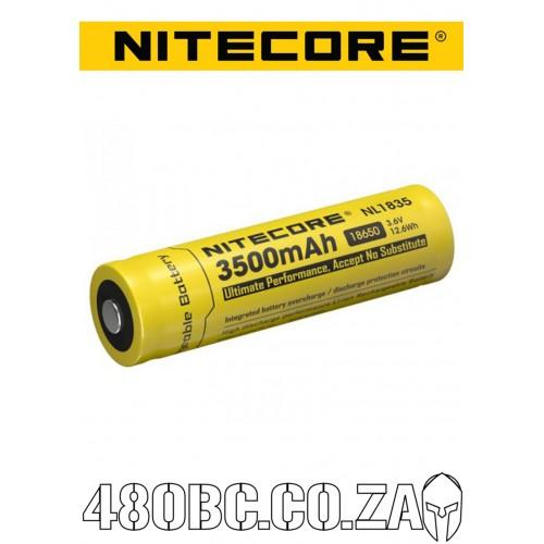 Nitecore 18650 3500 mAh NL1835