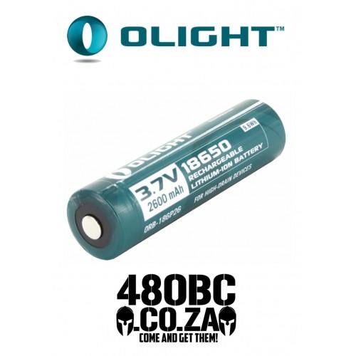 Olight 18650 2600mAh Battery