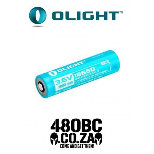 Olight 18650 3000mAh 15A Battery (Warrior X / H2R)