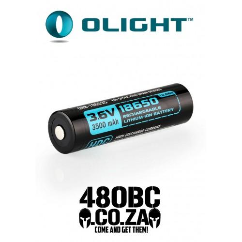 Olight 18650 3500mAh  10A Battery