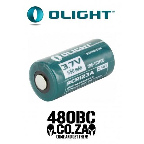 Olight 16340/RCR123 Battery