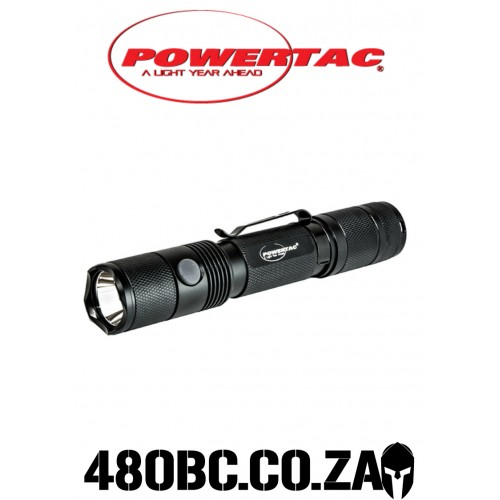 PowerTac E7 Rechargeable Flashlight