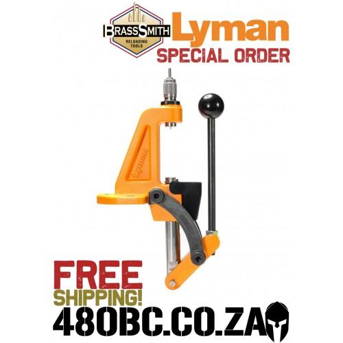 Lyman Brass Smith Ideal C-Frame Press