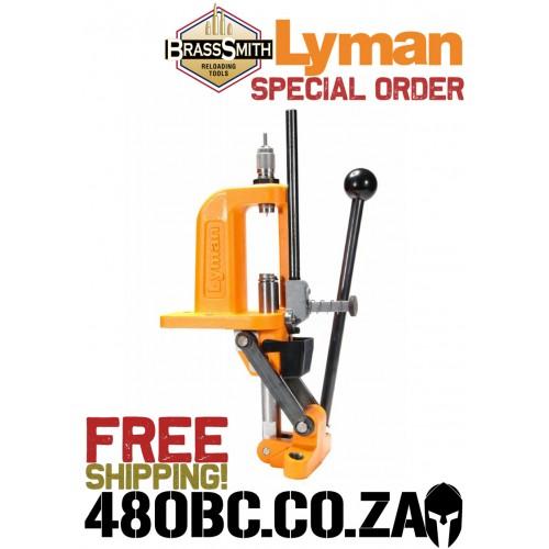 Lyman Brass Smith Victory Single Stage Press