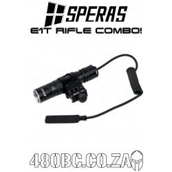 Speras E1T Rifle Mount Combo