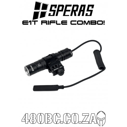 Speras E1T Rifle Mount Combo