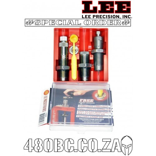 Lee Precision Rifle Pacesetter 3 Die Set