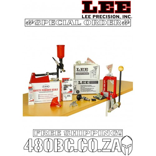 Lee Precision 50th Anniversary Kit