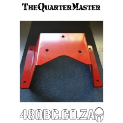 The Quartermaster Raised Bench Mount